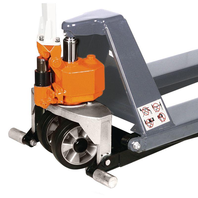 Unicraft PHH 1001 - pompa hydrauliczna z chromowanym na twardo tłokiem