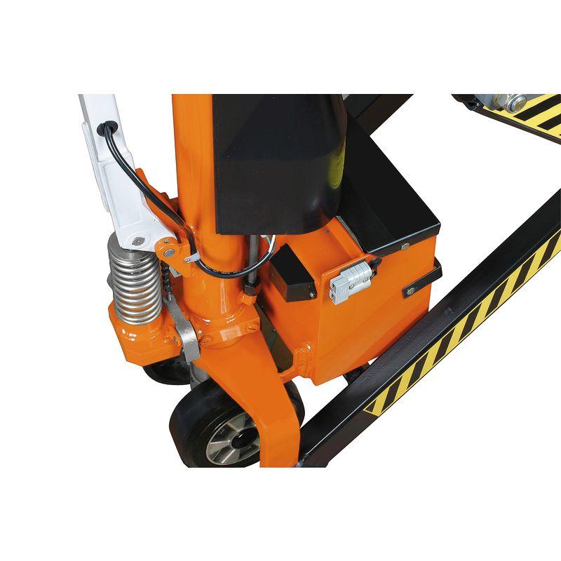Unicraft PHH 1003 E - pompa hydrauliczna z chromowanym na twardo tłokiem
