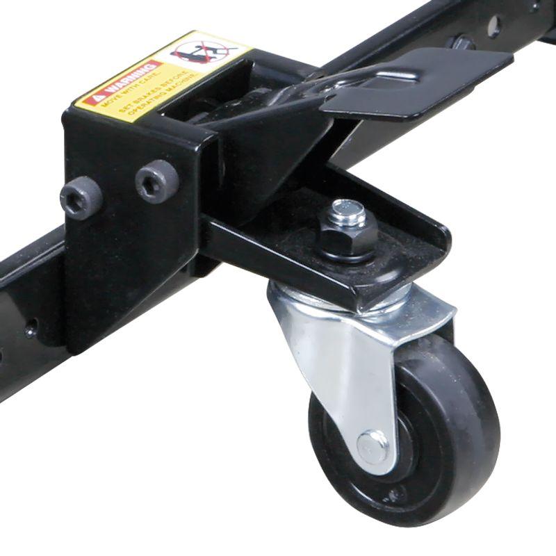 Unicraft UF - kółko skrętne mobilnej ramy