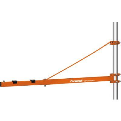 Wysięgnik do wciągarki elektrycznej - Unicraft WSA