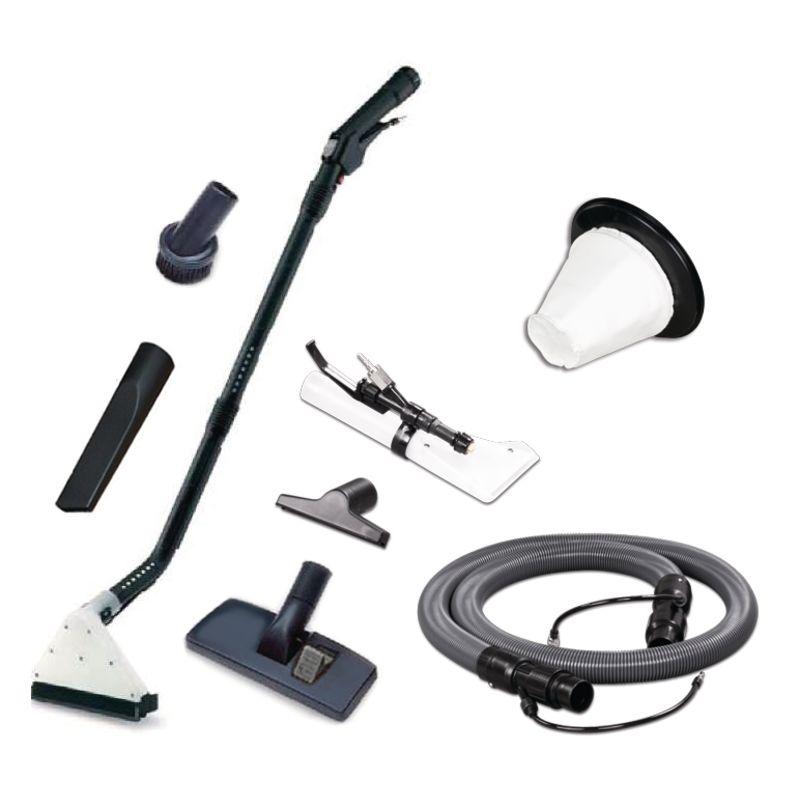Cleancraft flexCAT 116 PD - zakres dostawy