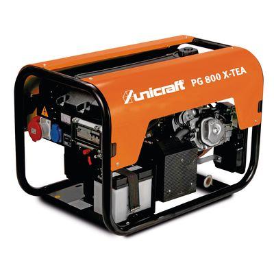 Agregat prądotwórczy honda 6 kW - Unicraft PG 800 X-TEA