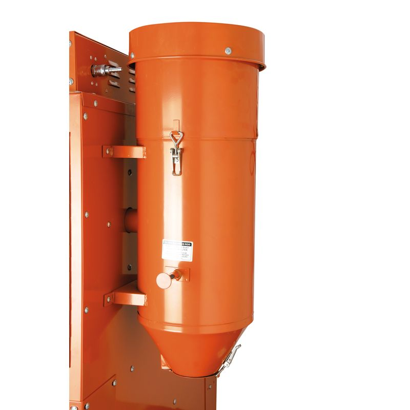 Unicraft SSK 4 - zintegrowany system wyciągowy z wymiennym filtrem