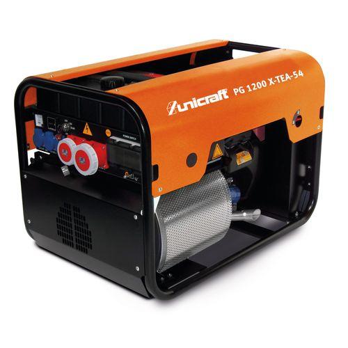generator trójfazowy z avr 7kw