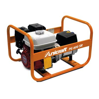 Agregat prądotwórczy honda 3 kW - Unicraft PG 400 SR