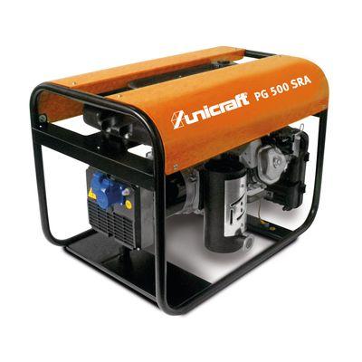 Agregat prądotwórczy honda 4 kW - Unicraft PG 500 SRA