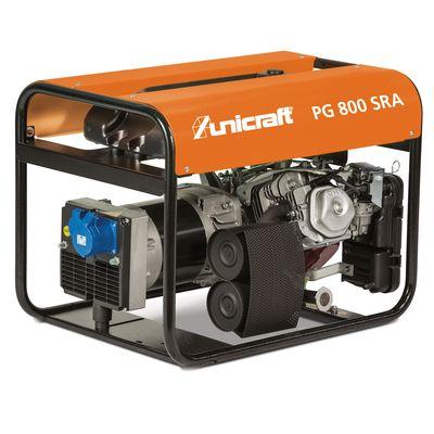 Agregat prądotwórczy honda 6 kW - Unicraft PG 800 SRA