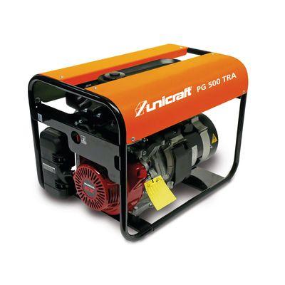 Agregat prądotwórczy honda 5 kW - Unicraft PG 500 TRA