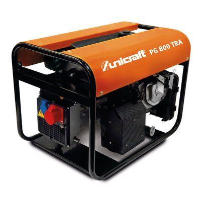 Agregat prądotwórczy honda 6 kW - Unicraft PG 800 TRA