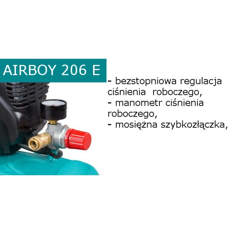 Aircraft AIRBOY 206 OF E - informacje o produkcie