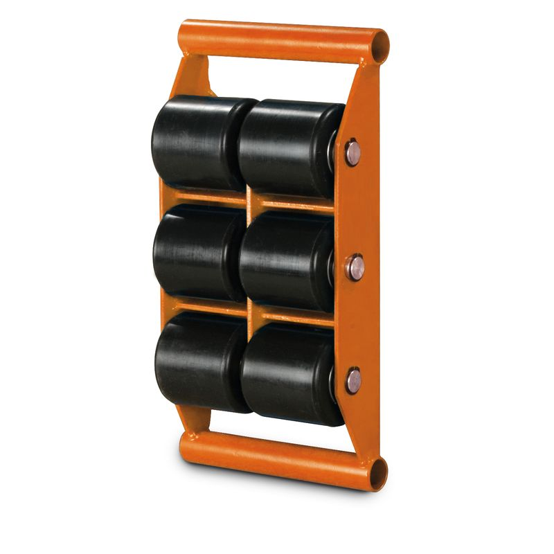 Unicraft TR 6 - rolki platformy o udźwigu 6 ton