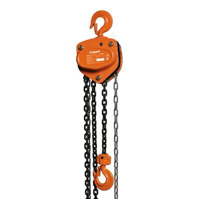 wciągarka łańcuchowa ręczna