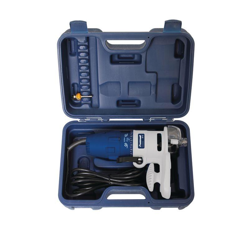 Holzkraft KF 6 - w praktycznej walizce