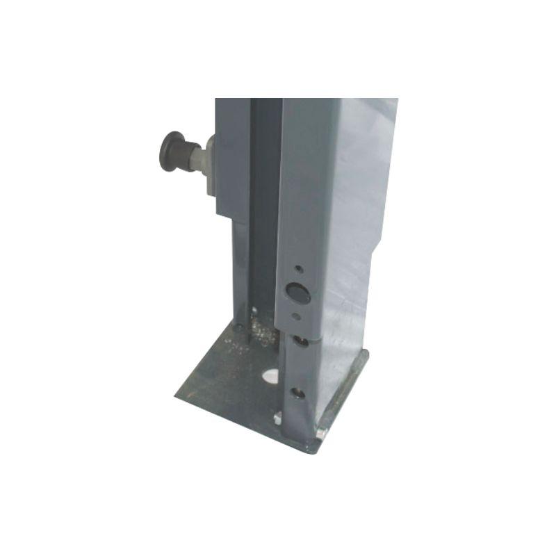 Holzkraft HST 2000 PREMIUM - regulacja wysokości stołu o 400 mm