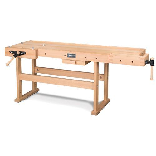 stoły stolarskie z prowadnicami