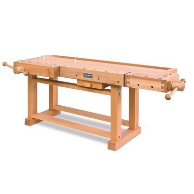 Holzkraft HB 2080 - wykonany z jednolitego olejowanego drewna bukowego