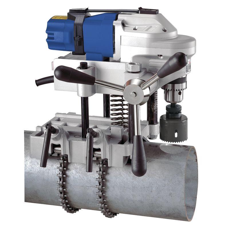 Metallkraft RB 127 - uchwyt do rur 32 - 203 mm