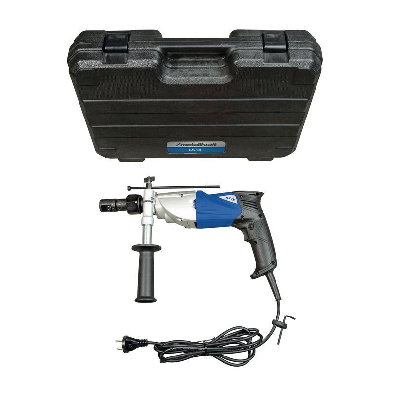 Metallkraft GS 18 - z walizką na narzędzia
