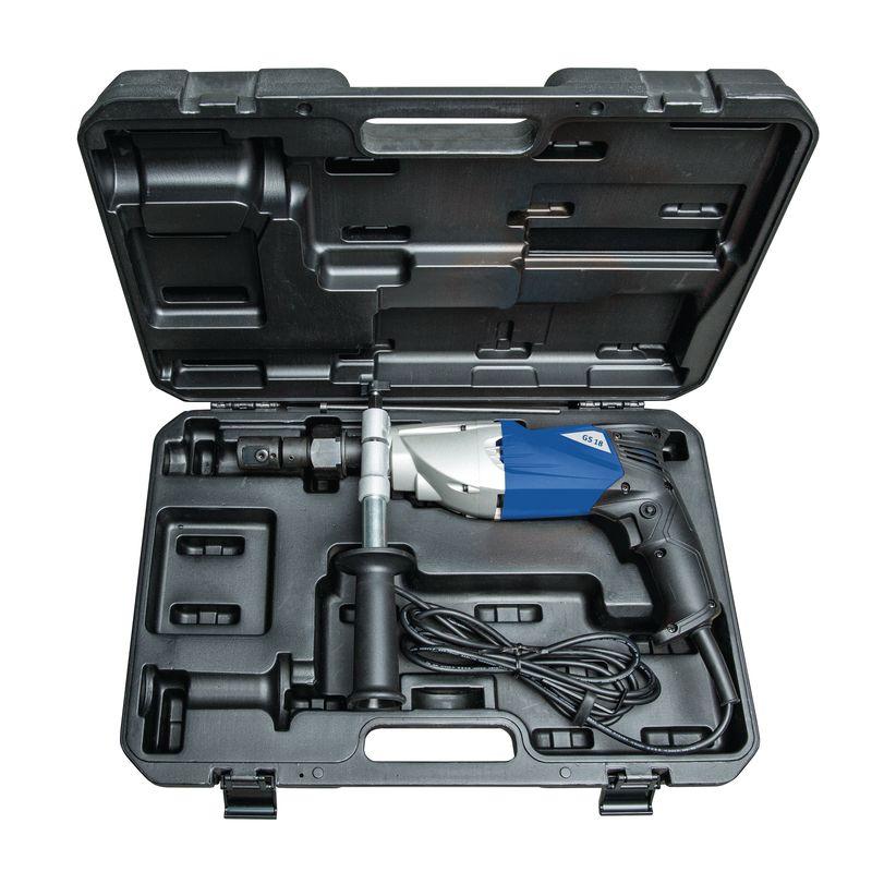 Metallkraft GS 18 - walizka transportowa