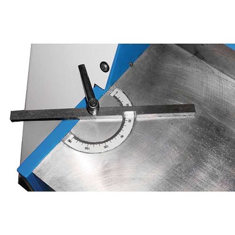 Metallkraft MTBS 1050-10 - przykładnica kątowa ze skalą milimetrową