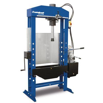 Prasa hydrauliczna 60 ton - Metallkraft WPP 60 HBK