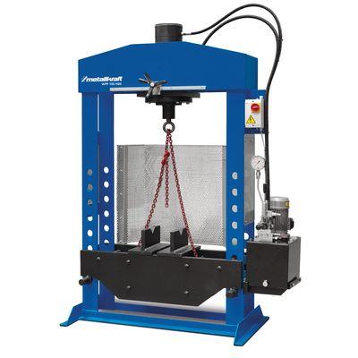 Prasa hydrauliczna 100 ton - Metallkraft WPP 100 HBK