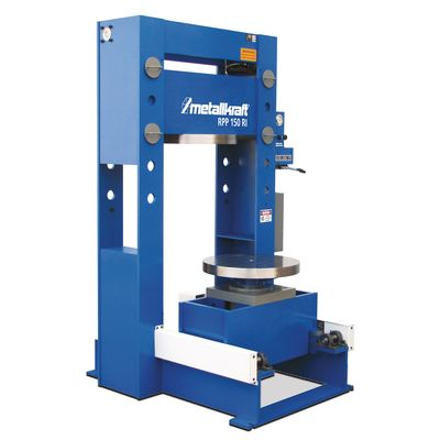 Prasa hydrauliczna - Metallkraft RPP 150 RI