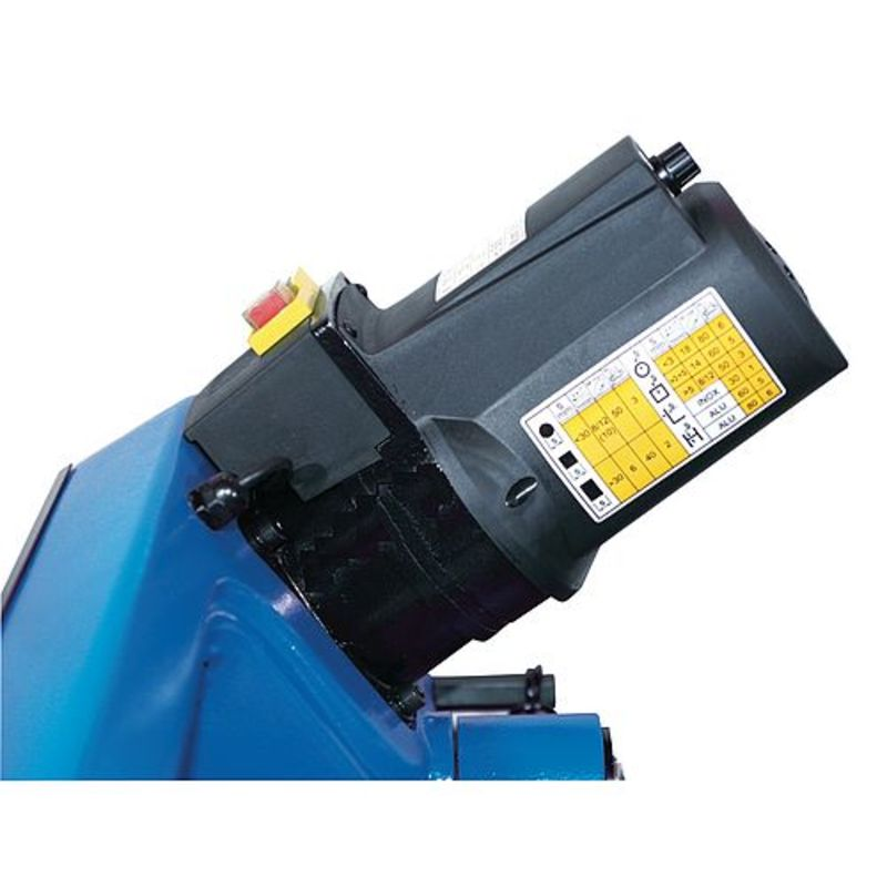 Metallkraft MBS 125 - bezstopniowa regulacja prędkości
