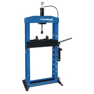 Prasa hydrauliczna ręczna 20 ton - Metallkraft WPP 20