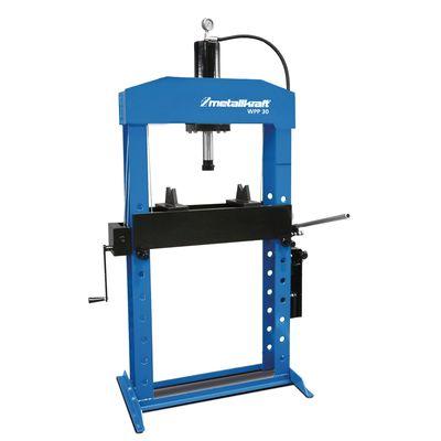 Prasa hydrauliczna ręczna 30 ton - Metallkraft WPP 30