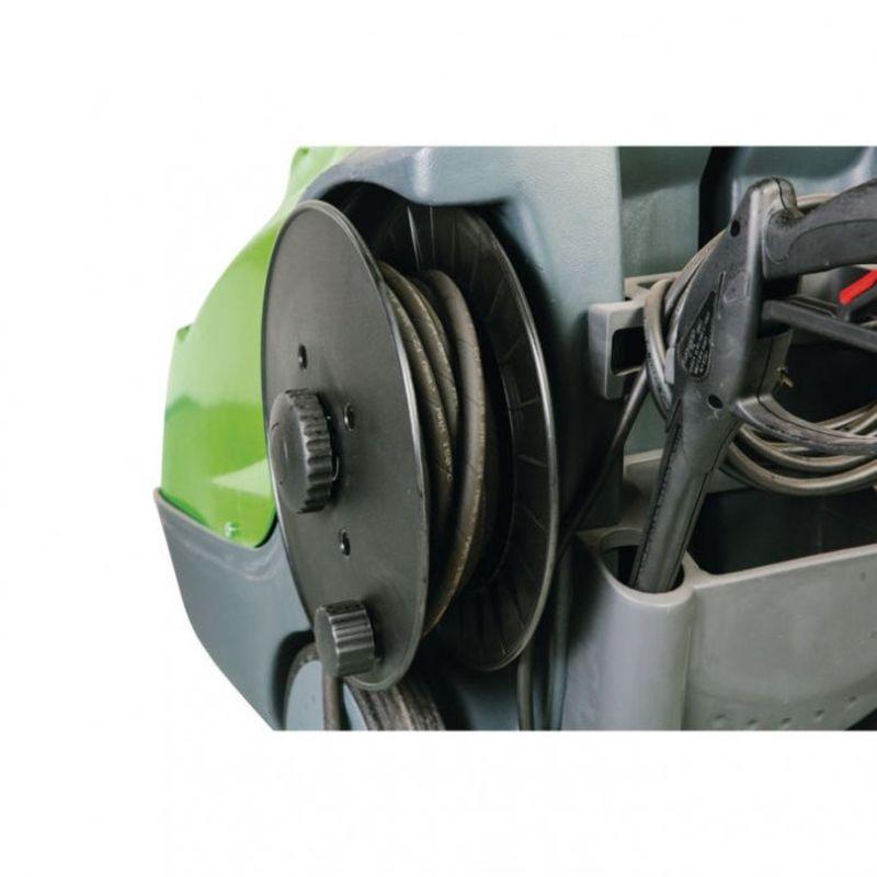 Cleancraft HDR-H 54-15 - bęben na wąż