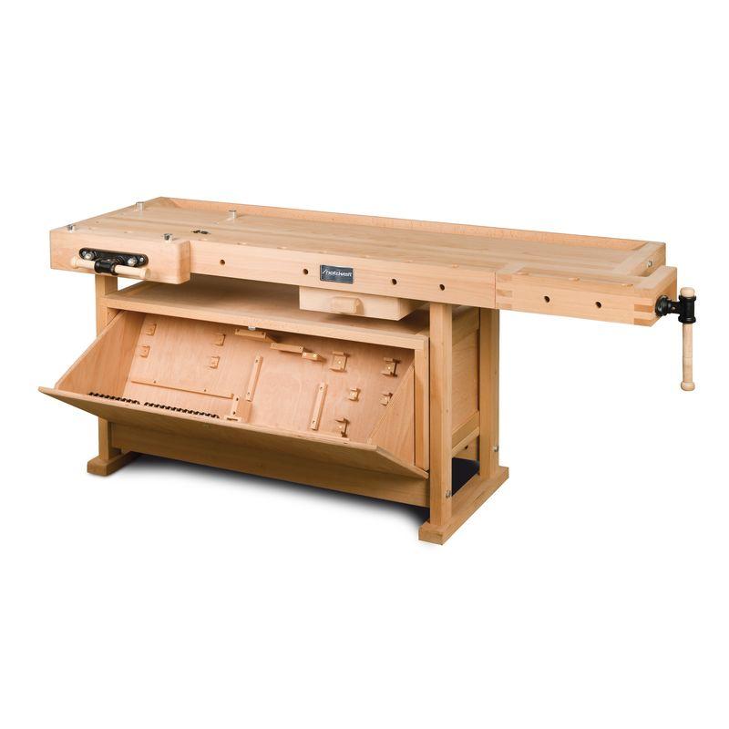 Holzkraft HB 2007 - opcjonalna uchylna szuflada