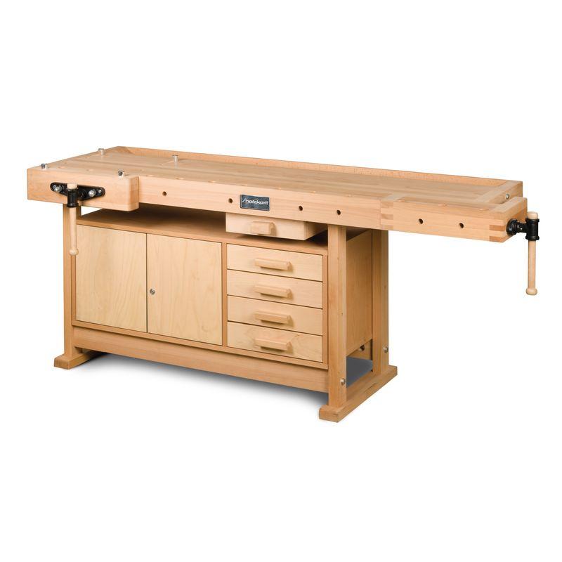 Holzkraft HB 2007 - opcjonalna wbudowana szafka