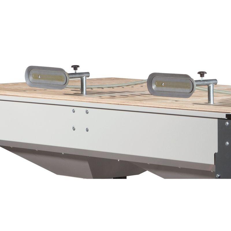 Holzkraft HST 2000 PREMIUM - pompa próżniowa (opcja)