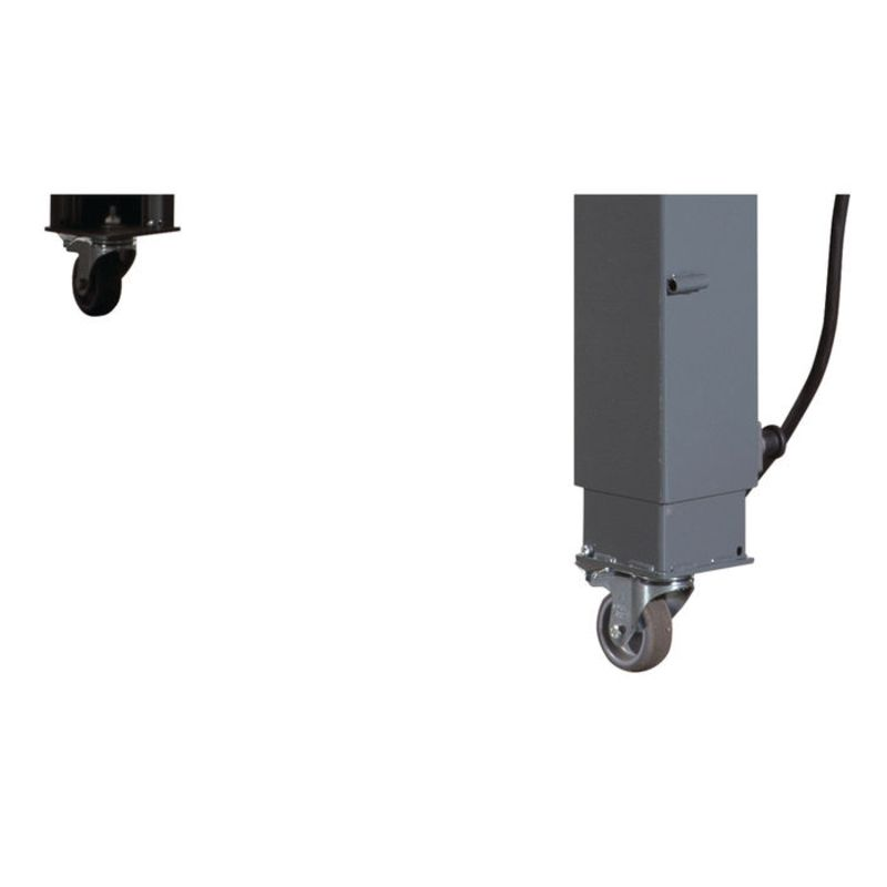 Holzkraft HST 2000 PREMIUM - zestaw mobilnych rolek (opcja)
