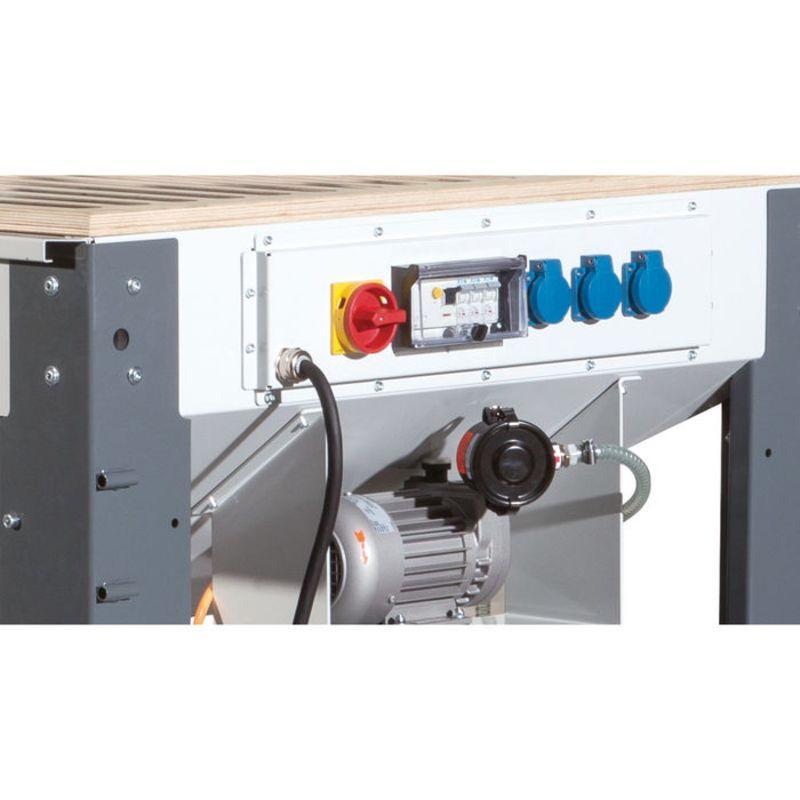 Holzkraft HST 2000 PREMIUM - panel elektryczny (opcja fabryczna)