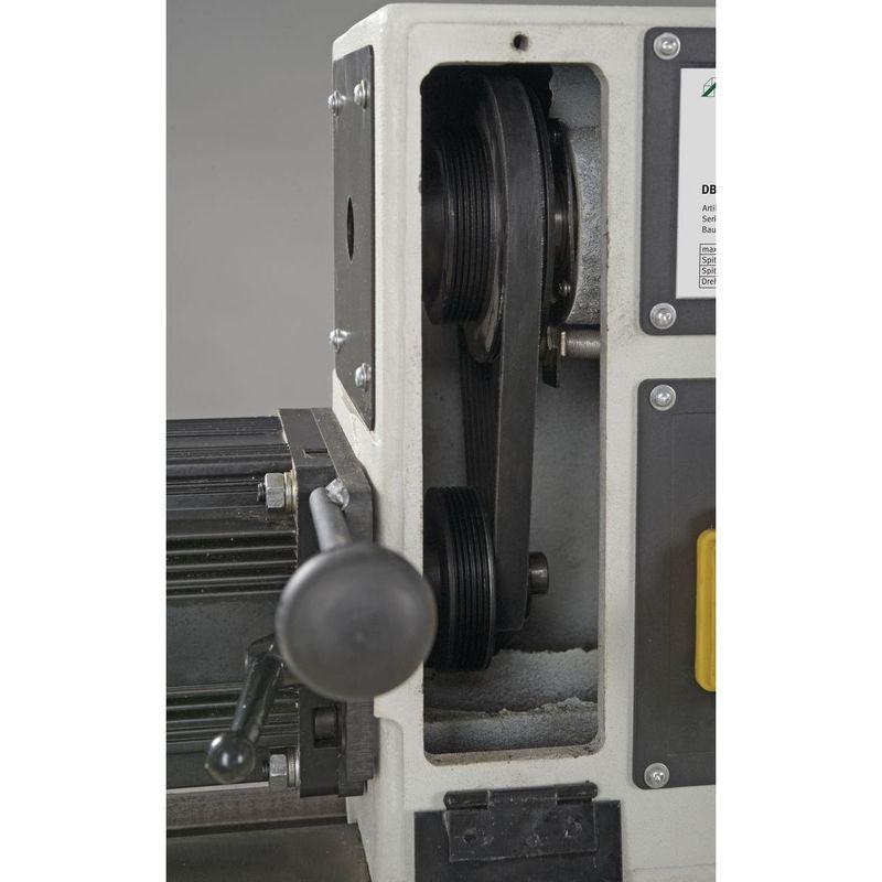 Holzstar DB 1202 - zmiana biegu obrotów