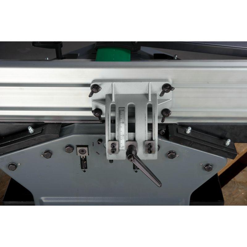 Holzstar ADH 250 - mechanizm pochylający ogranicznik