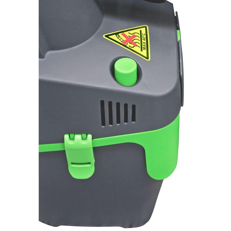 Cleancraft flexCAT 16 H - pokrywa z włącznikiem