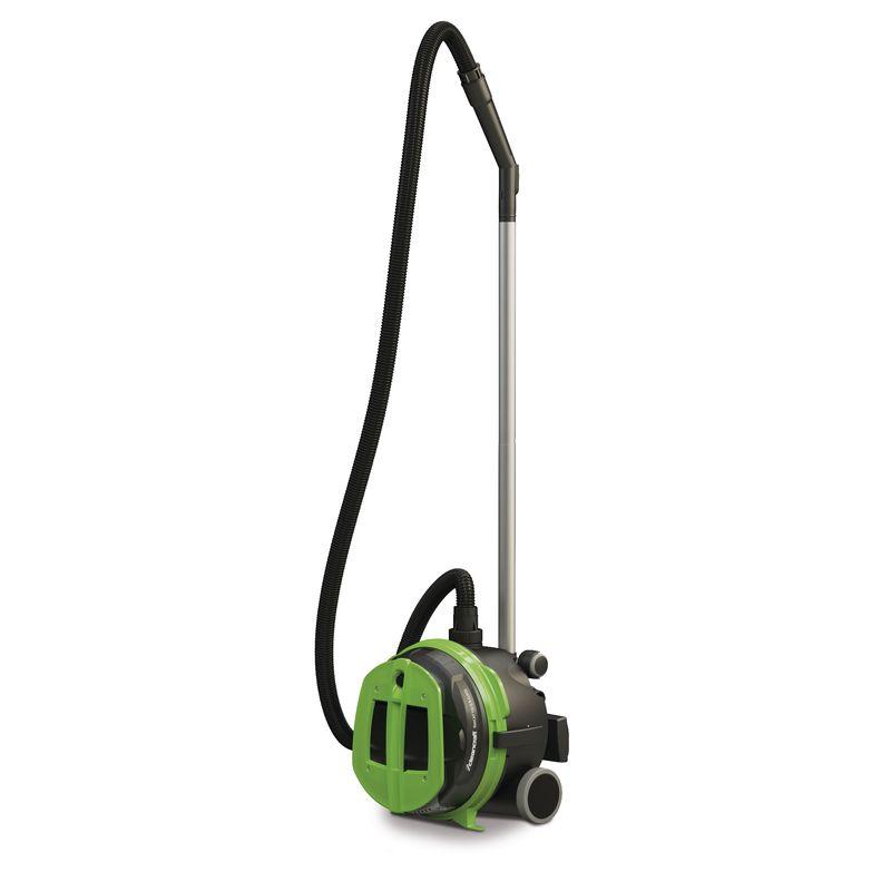 Cleancraft flexCAT 112 Q B - łatwe przechowywanie w pionie