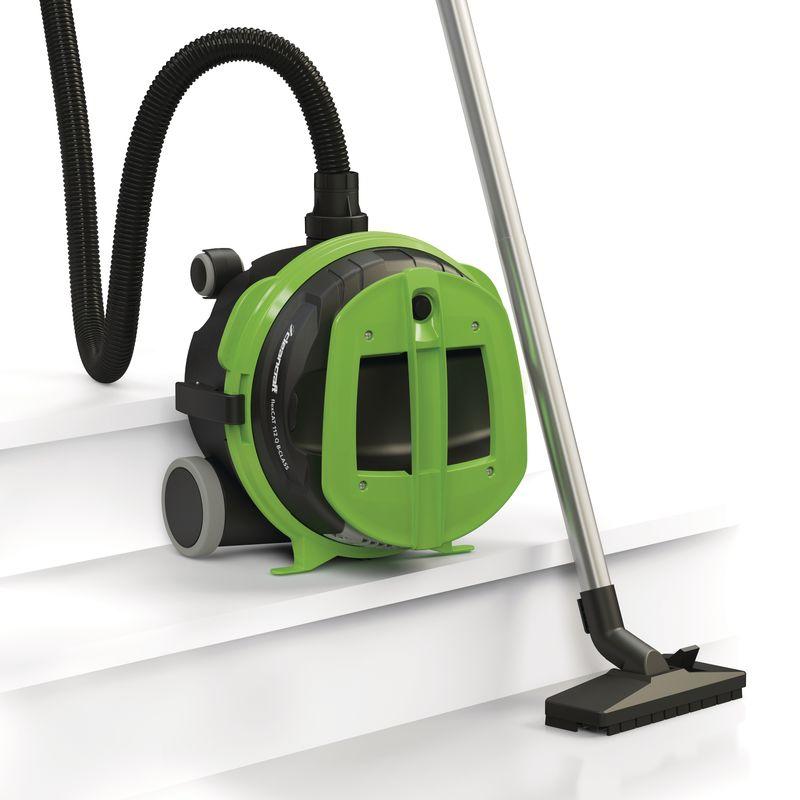 Cleancraft flexCAT 112 Q B - praca w pionie