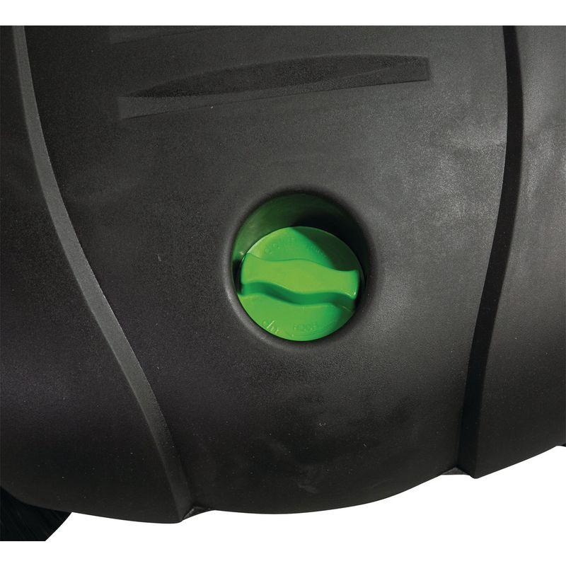 Cleancraft HKM 801 - rergulacja wysokości rolek zbierających