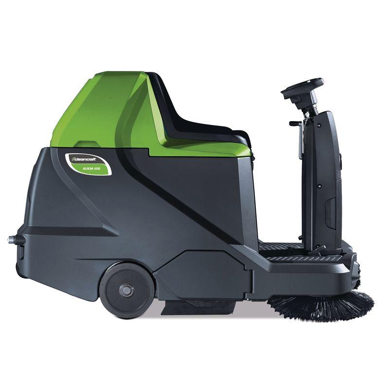 Cleancraft AUKM 600 - prawy bok