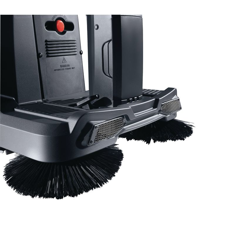 Cleancraft AUKM 600 - szczotki boczne