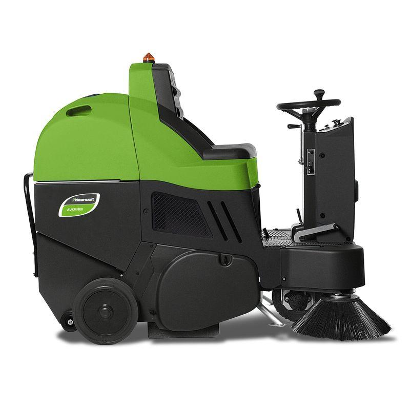 Cleancraft AUKM 800 - prawy bok