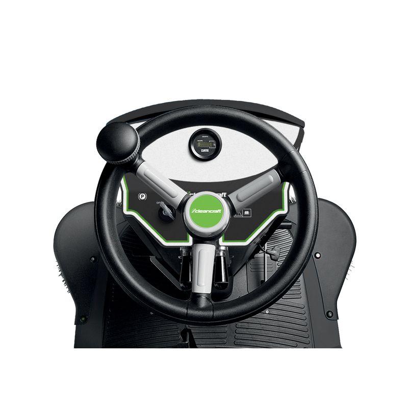Cleancraft AUKM 800 - sterowanie