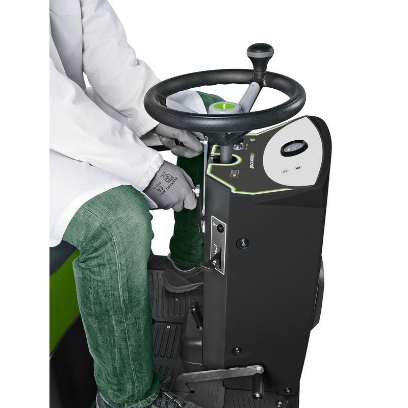 Cleancraft AUKM 800 - wygodna w obsłudze