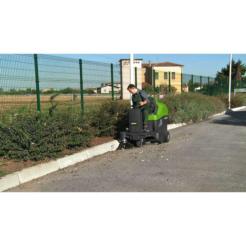Cleancraft AUKM 800 - użycie OUT-DOOR