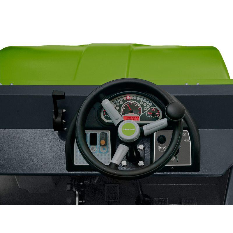 Cleancraft AUKM 900 - sterowanie