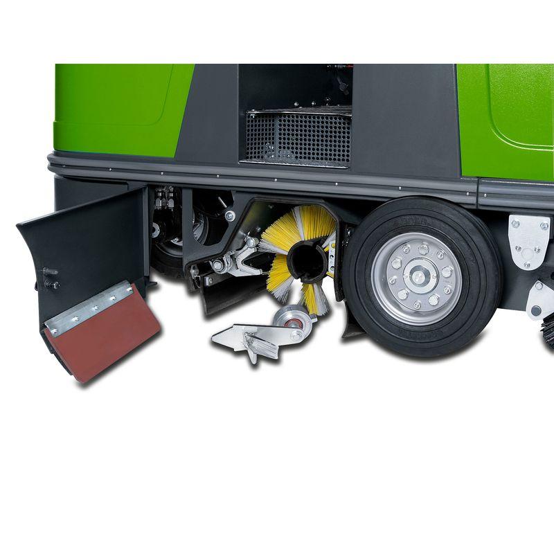 Cleancraft AUKM 900 - beznarzędziowa wymiana szczotek
